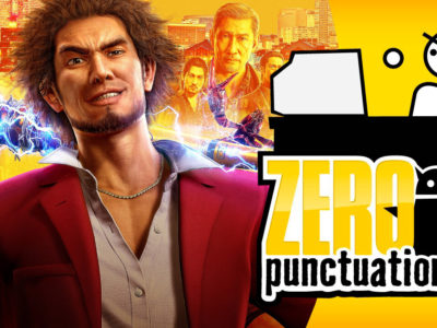Yakuza: Like a Dragon Zero Punctuation Yahtzee Croshaw review RGG Studio Ryu ga Gotoku Studio