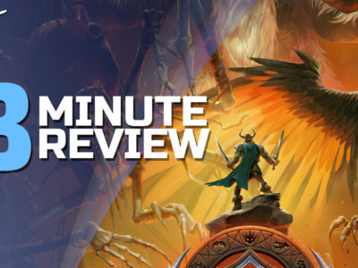 Gods Will Fall review in 3 minutes deep silver clever beans