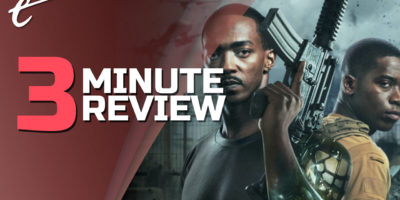Netflix Outside the Wire review in 3 minutes