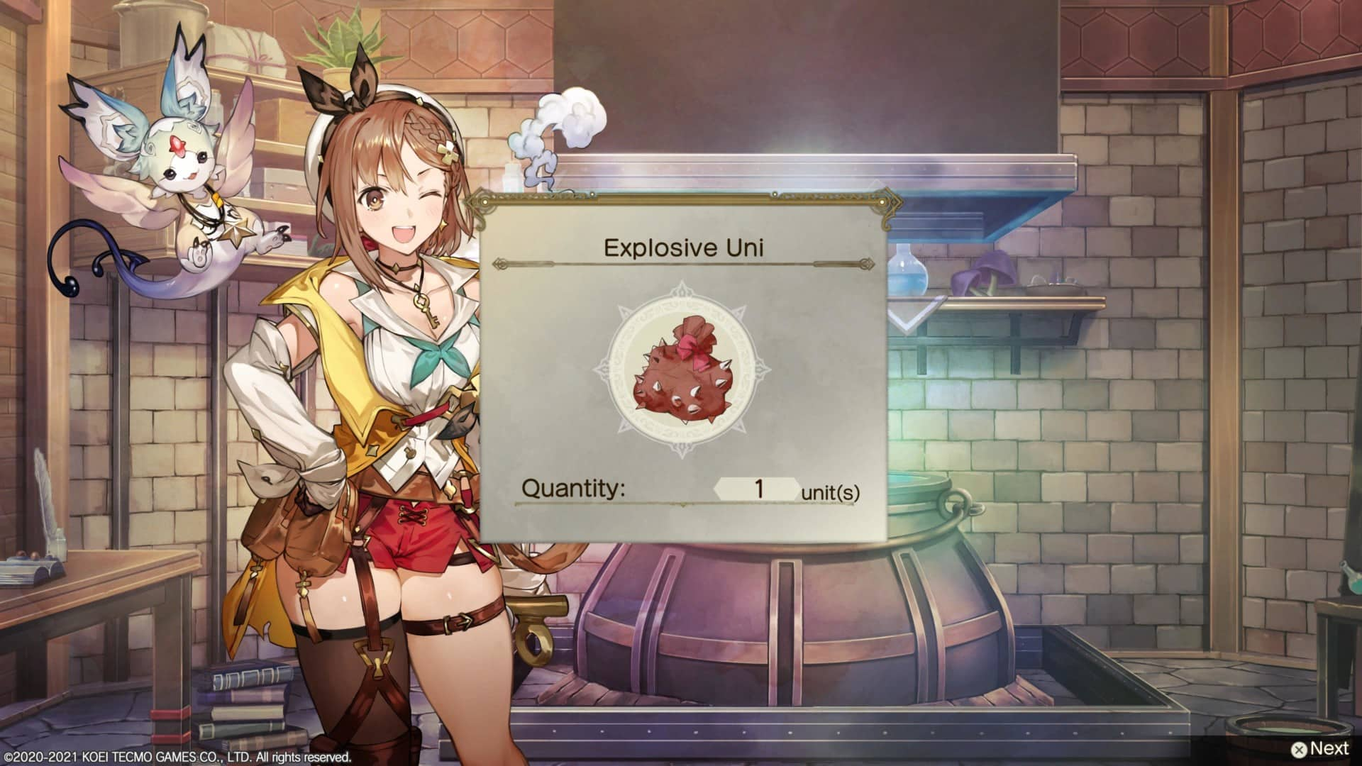 Ryza Item Crafting CG Atelier Ryza 2: Lost Legends & the Secret Fairy Review Playstation 5 Koei Tecmo Gust
