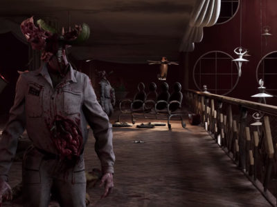 gameplay, Atomic Heart, Mundfish, GeoForce, ray tracing, ray-tracing,