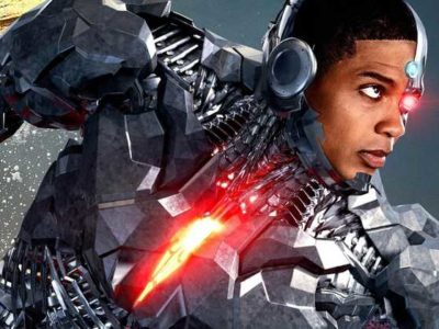 Ray Fisher Cyborg DC Films did not voluntarily leave, making things up about Geoff Johns now at Warner Bros.