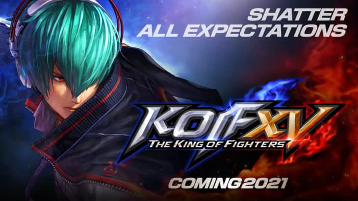 The King of Fighters XV reveal trailer announcement SNK shatter all expectations 2021 release date