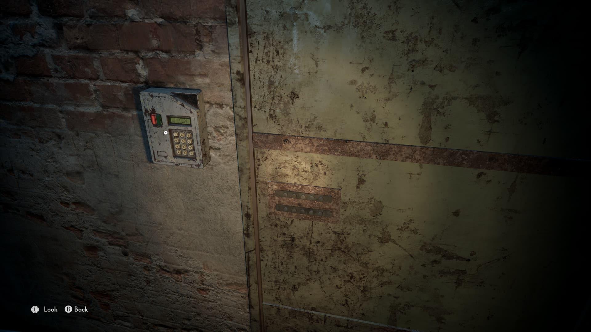 Bloober Team The Medium guide Red House locked door passcode code password 4 digit combination