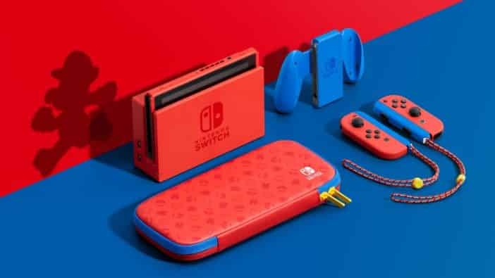 Video game news 1/12/21: Mario Red & Blue Edition Nintendo Switch, Call of Duty: Warzone exploits, popular game tweets 2020 DC Universe Online on PlayStation 5 2021