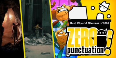 The Best, Worst, and Blandest of 2020 - Zero Punctuation