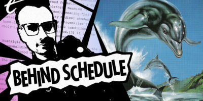 Ecco the Dolphin Sega Behind Schedule