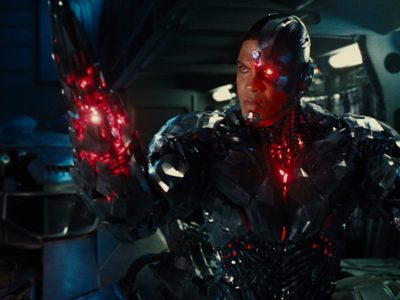 Ray Fisher Cyborg The Flash