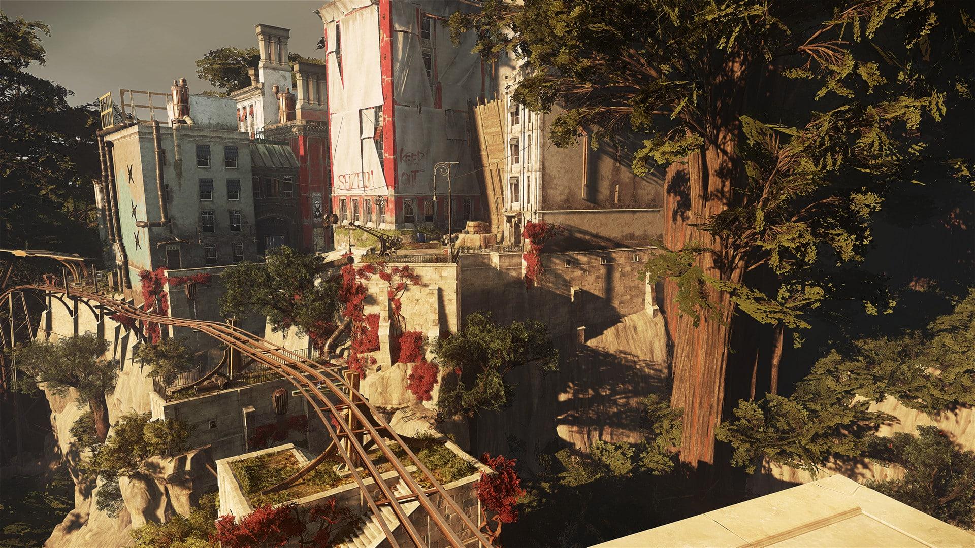 Arkane Studios Dishonored 2 perfect sequel