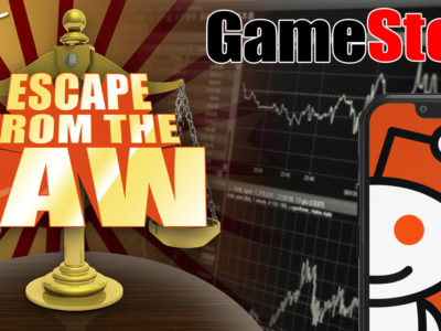 Reddit r/wallstreetbets wallstreetbets GameStop stock Robinhood short selling short sellers retail investors hedge fund Escape from the Law Adam Adler lawyer law financial explanation