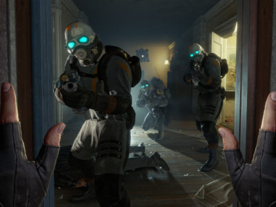 Valve Half-Life: Alyx VR game should receive greater discussion as game of the year contender, important video game and first-person shooter FPS