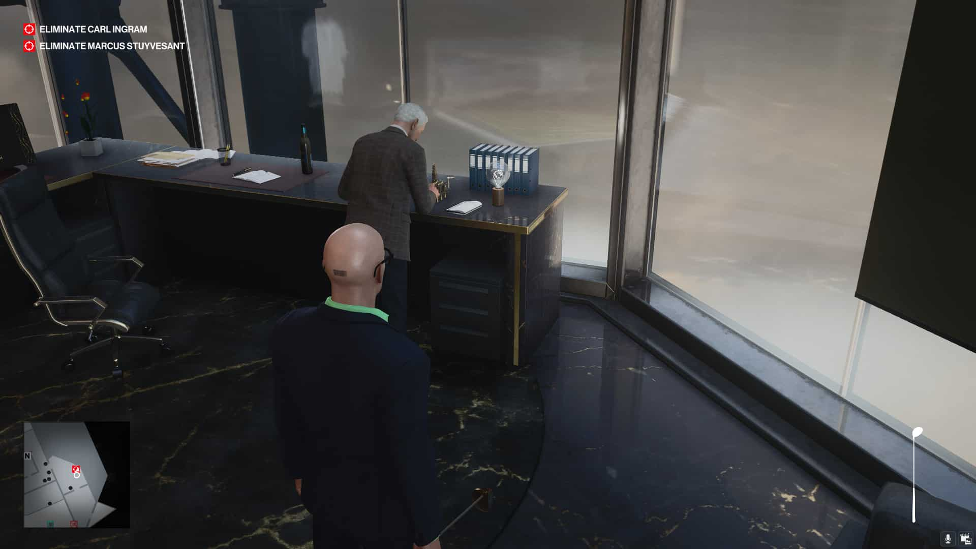Hitman 3: On Top of the World Special Kills Guide Black Gold