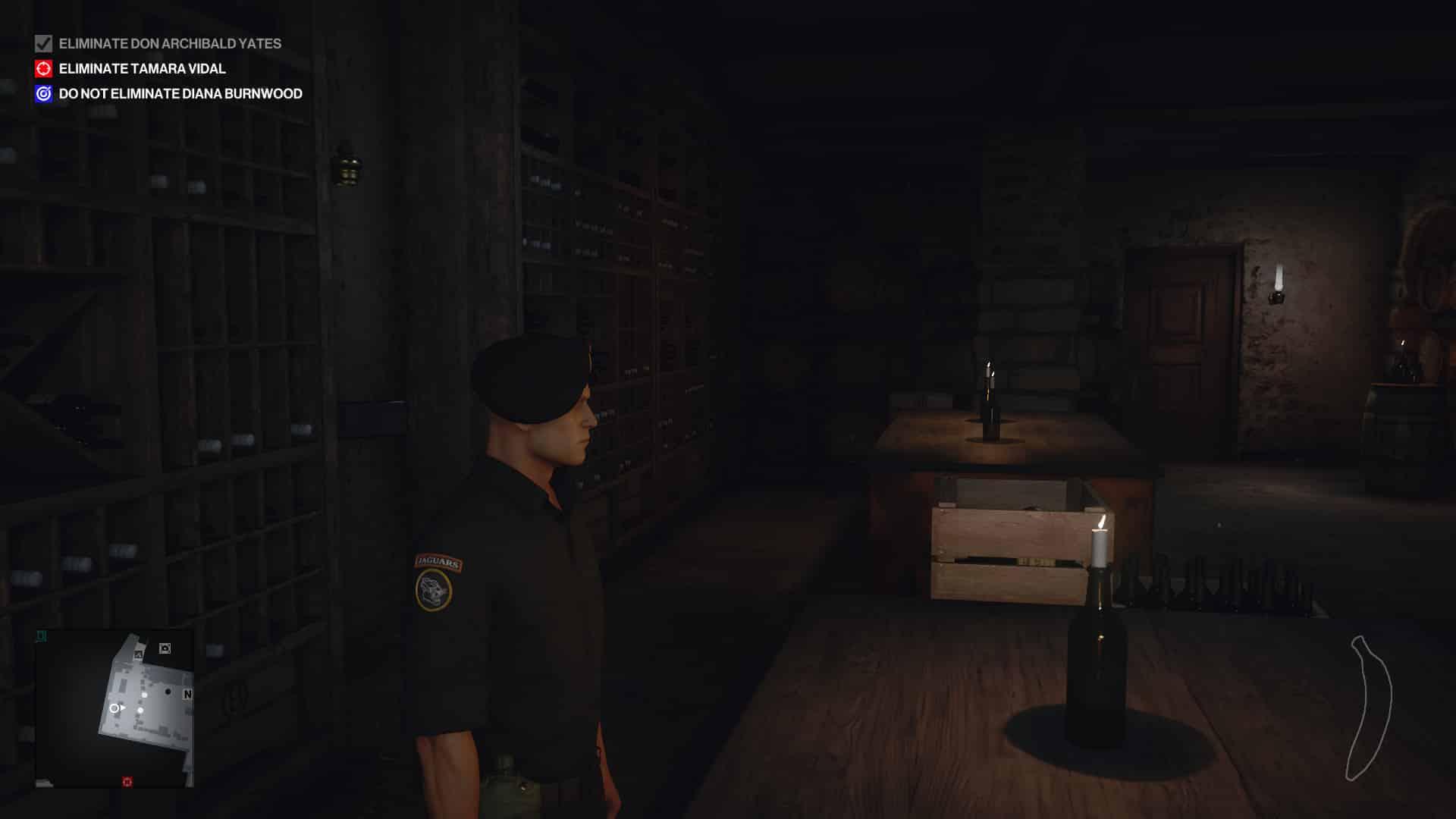 Hitman 3 Mendoza Assassination Guide Domestic Disturbance