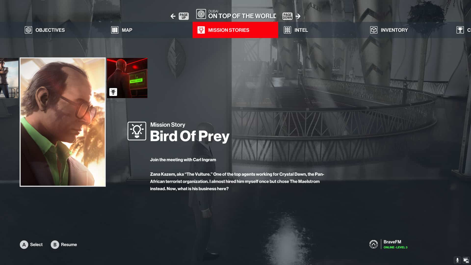 Hitman 3 Beginner Tips and Tricks Guide Bird of Prey mission stories loadout