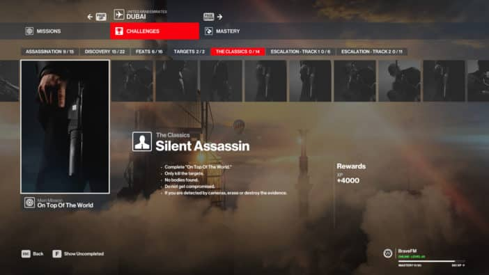 Hitman 3 Silent Assassin Tips: How to Earn Silent Assassin, Suit Only