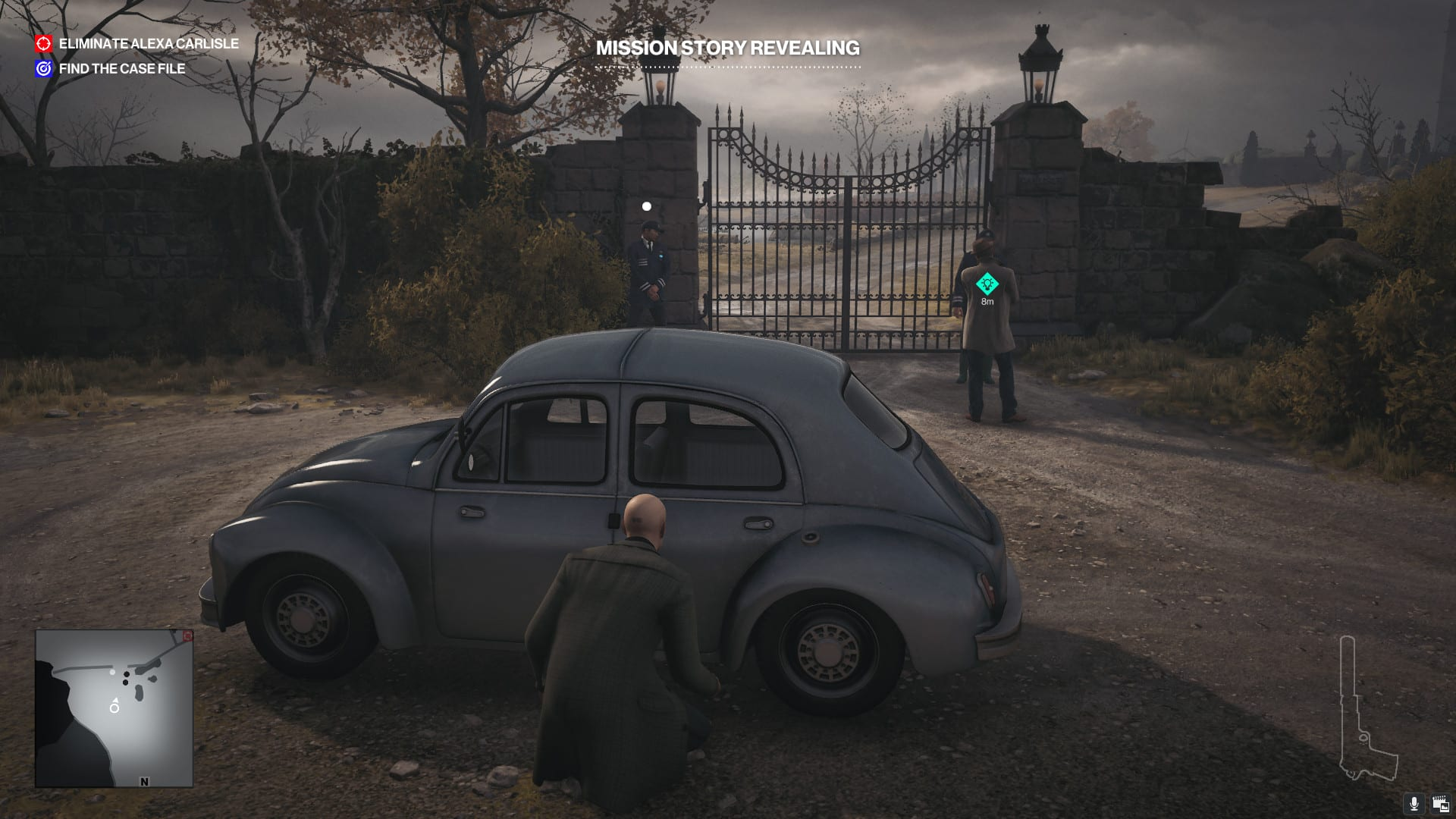Hitman 3 Beginner Tips and Tricks Guide mission story revealing