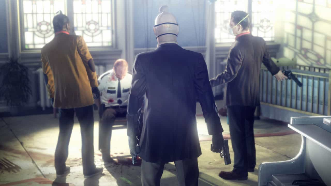 absolve terrible Hitman: Absolution IO Interactive for leading to Hitman 3 and World of Assassination trilogy