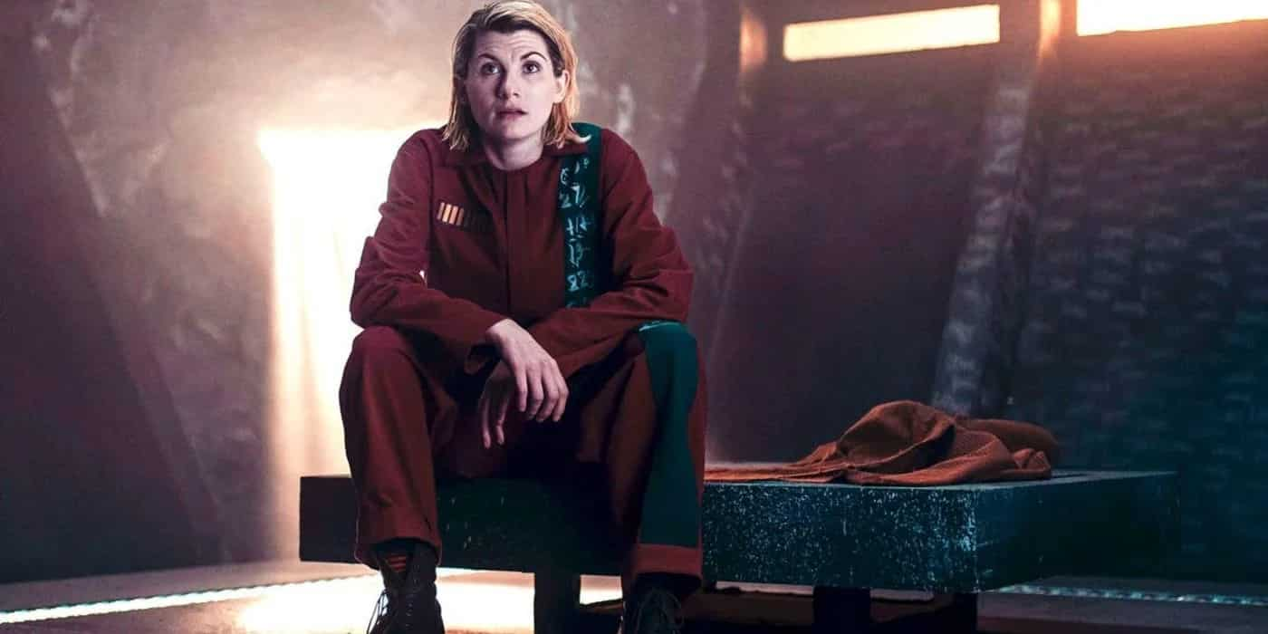 In the Frame Doctor Who Revolution of the Daleks Chris Chibnall less woke than ever with Thirteenth Doctor, less left philosophy and more support of police Jodie Whittaker