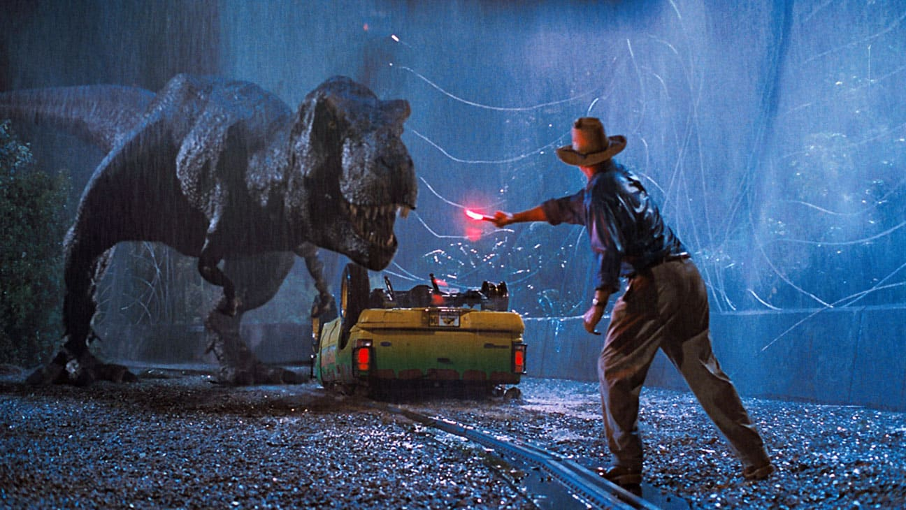 Jurassic Park Imagined a Theme Park Run Amok, Now We're Living in One