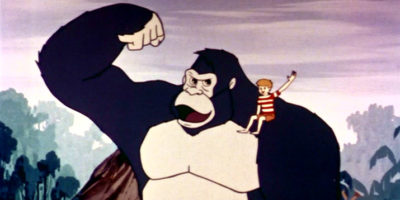 skull island king kong anime animated series tomb raider netflix legendary television