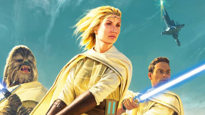 Star Wars: Light of the Jedi review novel book The High Republic disappointing, undercooked, slowly paced writing