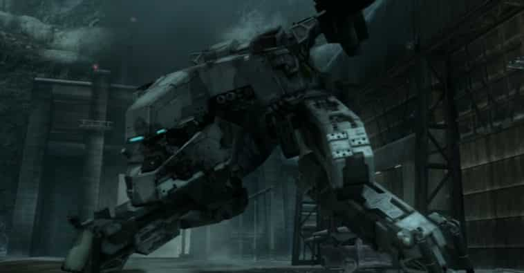 Metal Gear Solid 4: Guns of the Patriots Act IV Twin Suns Shadow Moses Hideo Kojima says everything dies, except Metal Gear Rex and Ray for some reason
