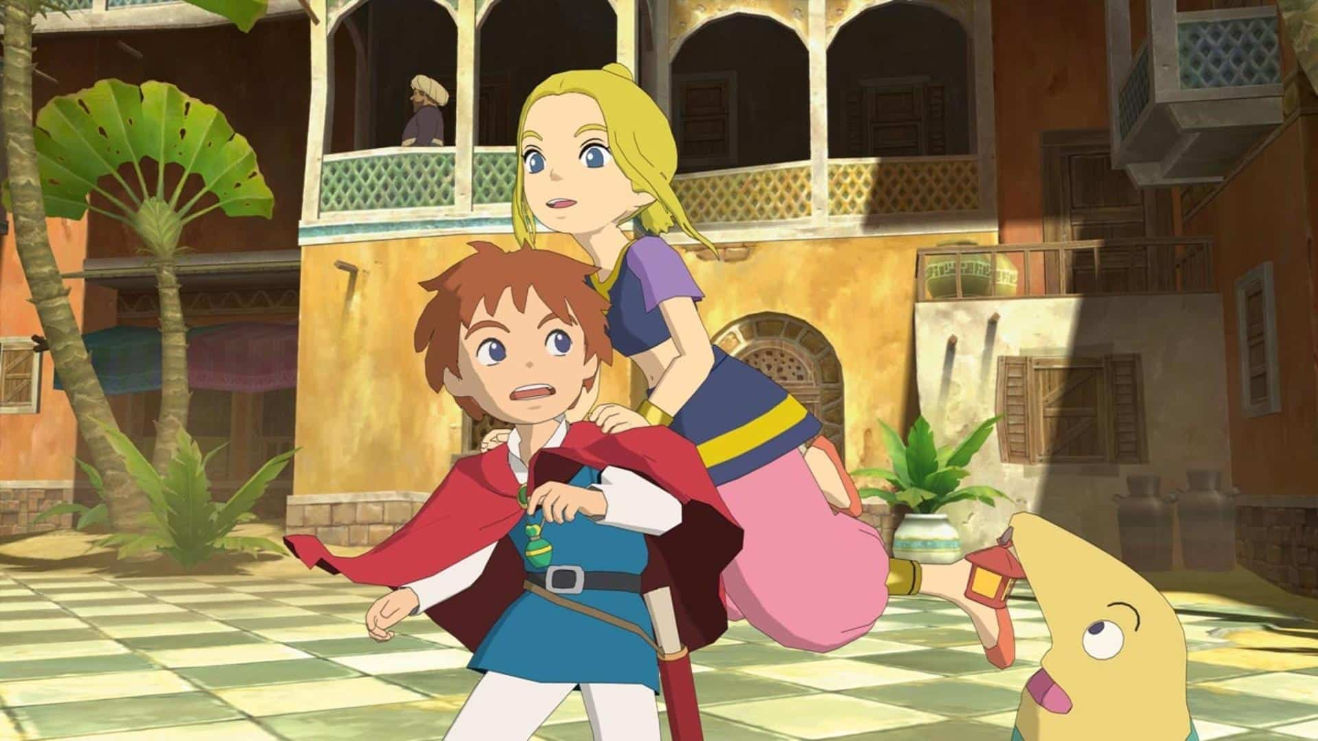 Level-5 modern fairy tale Ni no Kuni: Wrath of the White Witch Ni no Kuni II: Revenant Kingdom fairy tales for kids teaching moral lessons