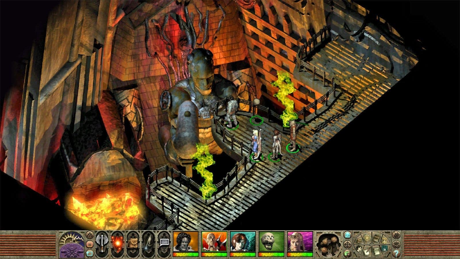 enough medieval fantasy RPGs already Western RPG Planescape: Torment