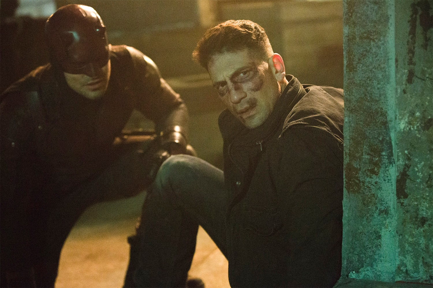 How Netflix Failed The Punisher Frank Castle and his uncomfortable violent origins in 1970s New York City Daredevil