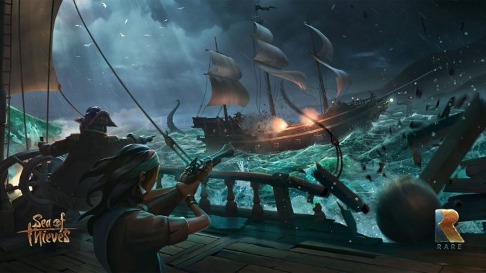 Rare Sea of Thieves repaired friendship fix