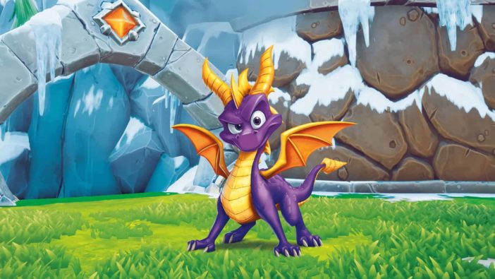 We Need Spyro 4 Toys for Bob Spyro Reignited Trilogy Activision Blizzard drawing from Game Boy Advance entries