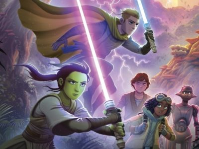 Star Wars: A Test of Courage review Justina Ireland The High Republic book review