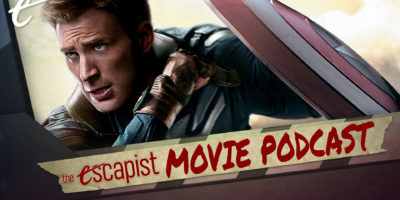the escapist movie podcast captain america chris evans wonka streaming quality