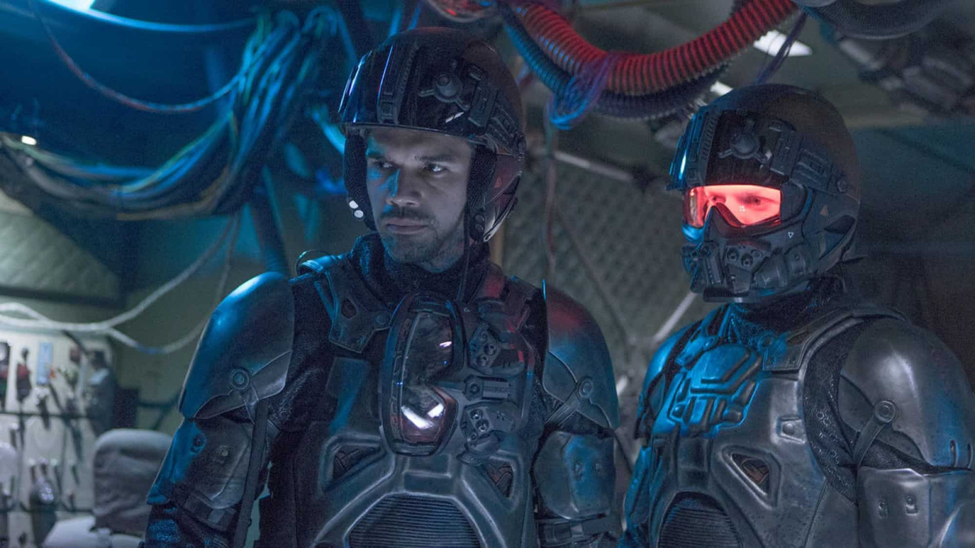 The Expanse defining science fiction show of decade 2010s 2020 SyFy Amazon Prime Video class warfare and tribalism