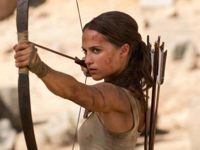Lovecraft Country creator Misha Green will write and direct the new Tomb Raider movie for MGM, still starring Alicia Vikander as Lara Croft.