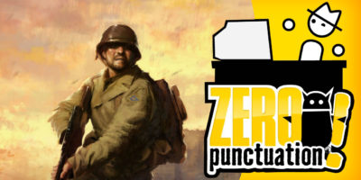Medal of Honor: Above and Beyond - Zero Punctuation Respawn Entertainment Oculus VR