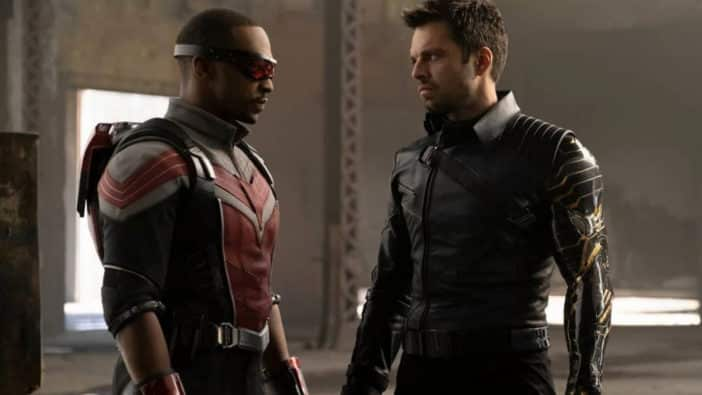 The Falcon and the Winter Soldier trailer Disney+