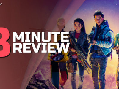 Space Sweepers Review in 3 Minutes Jo Sung-hee