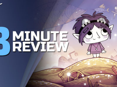 Tohu Review in 3 Minutes Fireart Games The Irregular Corporation point and click adventure