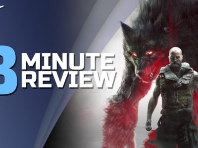 Werewolf: the Apocalypse - Earthblood Review in 3 Minutes Cyanide Studio Nacon