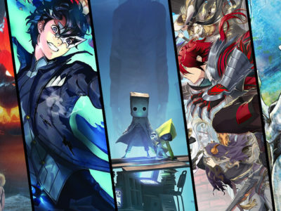 five single player games February 2021 Persona 5 Strikers Little Nightmares II Bravely Default II Ys IX Nox Super Mario 3D World + Bowser's Fury
