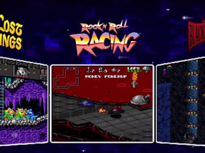 Blizzard Arcade Collection, Blizzard Entertainment, The Lost Vikings, Blackthorne, Rock N Roll Racing, BlizzConline