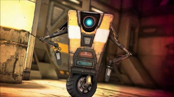 jack black claptrap borderlands movie eli roth