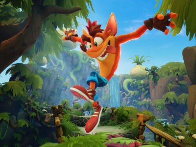 PS5 XSX Nintendo Switch, PlayStation 5, Xbox Series X | S, PC, upgrade Crash Bandicoot 4: It's About Time