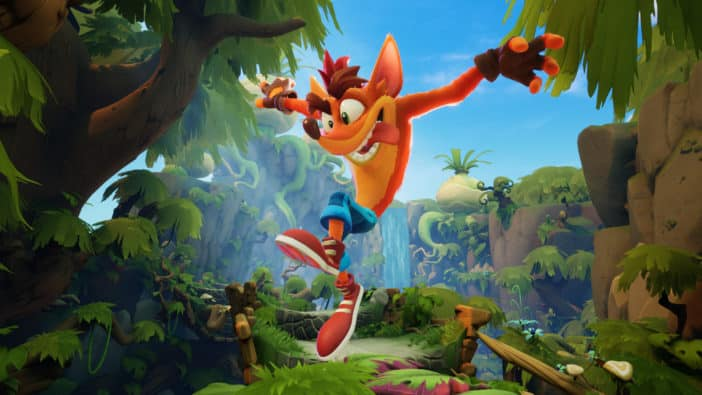 PS5 XSX Nintendo Switch, PlayStation 5, Xbox Series X   S, PC, upgrade Crash Bandicoot 4: It's About Time