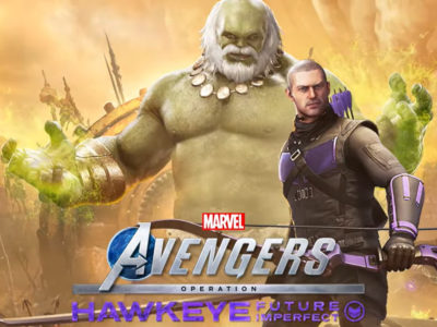 Square Enix Crystal Dynamics Avengers next-gen PlayStation 5 Xbox Series X S PS5 XSX release date March Operation Future Imperfect Hawkeye Marvel's Avengers