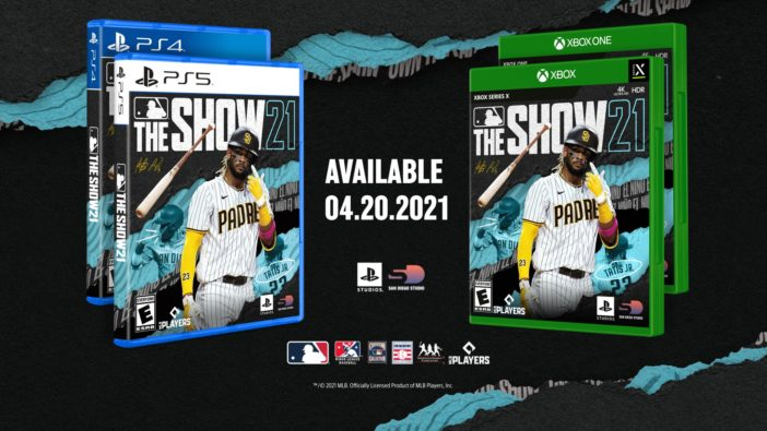 BREAKING* MLB The Show 21 Cover Athlete & Release Date REVEALED