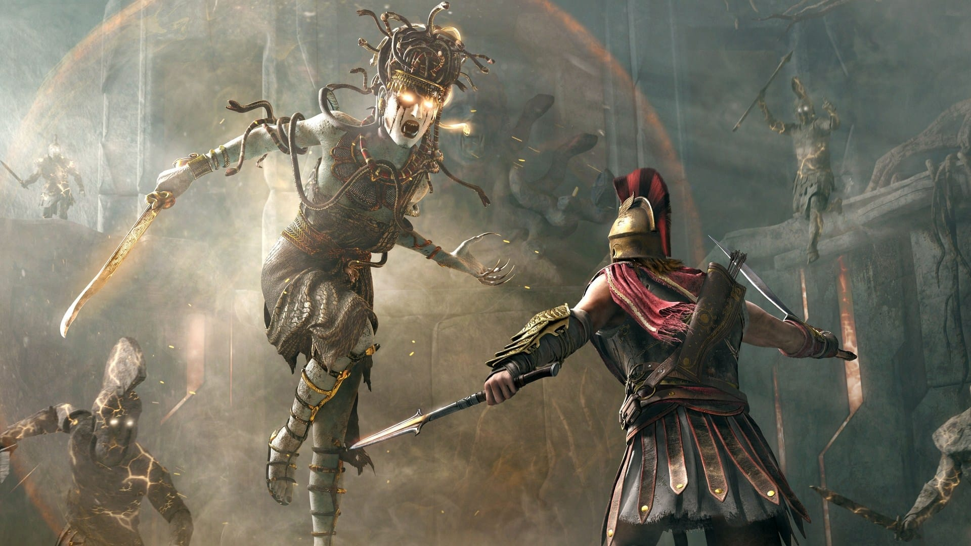 Assassin's Creed Is The X-Files of Video Games, and It Needs to Stop - The Escapist