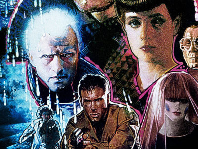 Blade Runner opening scene Leon Holden replicant interrogation murder Voight-Kampff test new human condition
