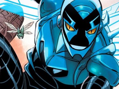 Blue Beetle movie DC Films Angel Manuel Soto Jaime Reyes